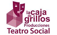 La Caja de Grillos: Teatro Social Logo