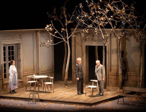 Emilio Gutiérrez Caba y Carlos Hipólito recrean en «Copenhague» un momento clave de la historia de la humanidad
