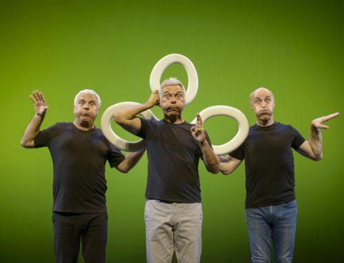 El Teatro Cervantes se prepara para cuatro pases de los Hits de Tricicle