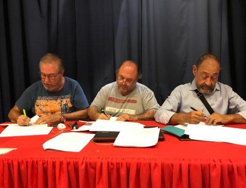 Se constituye en Asamblea la Confederación Andaluza de Teatro Amateur