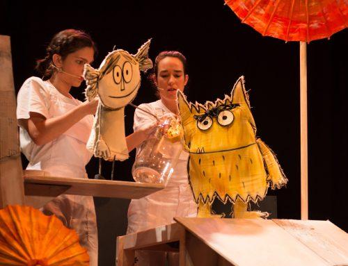 El Espejo Negro, los premiados títeres de Hubo, la danza de Blowing y otras 8 obras se incorporan al cartel infantil de los teatros municipales de Málaga